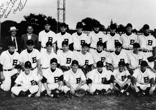 1950 BUTLER TIGERS